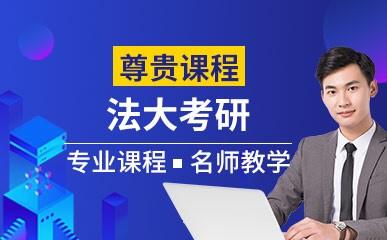 北京法大考研定制课程