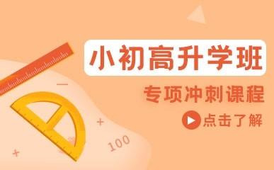天津小初高升学专项冲刺课程