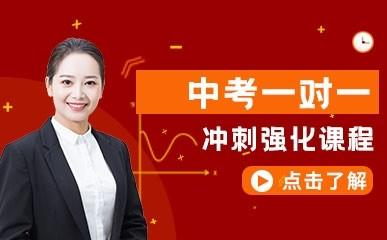南昌中考1对1冲刺班