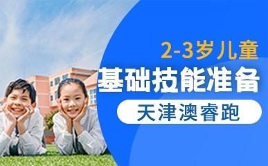 天津2-3岁基础技能准备课