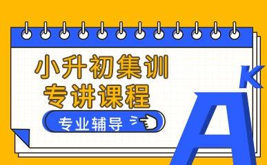 重庆小升初补习课