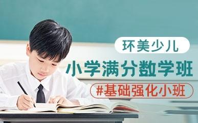 天津小学满分数学提升课程