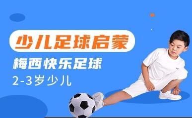 天津2-3岁少儿足球启蒙训练课