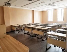 干净的教室