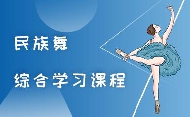 大连民族舞综合学习培训