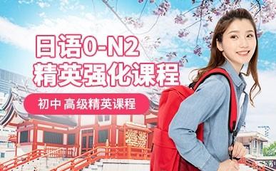 大连日语0-N2强化班