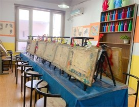 专业的绘画教室