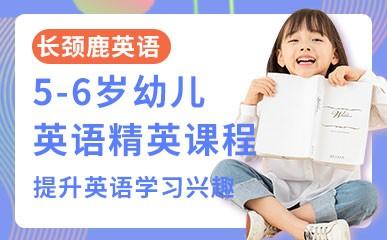 合肥5-6岁英语辅导班