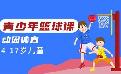天津4-17岁青少年篮球提升课