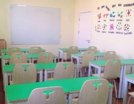 幼小衔接教室