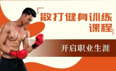 天津散打健身训练课程