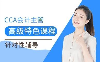南京CCA会计主管高级小班