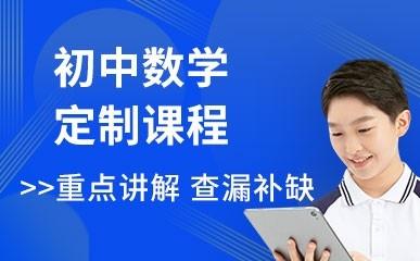 上海初中数学辅导