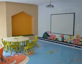 少儿互动教室