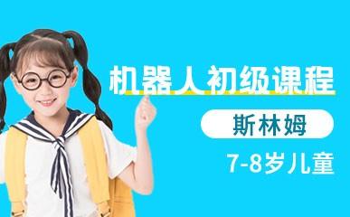 天津7-8岁儿童机器人初级课程