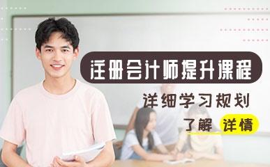 南京注册会计师寒假班