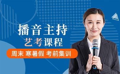 天津播音主持艺考专业课程