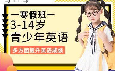杭州青少年英语寒假班