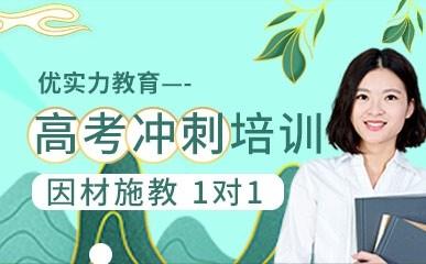 郑州高考一对一定向辅导课程