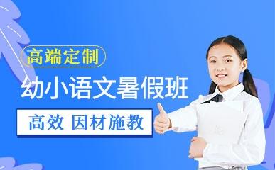 深圳幼小语文面授暑假班
