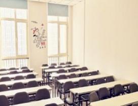 宽敞的授课教室