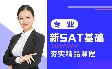 深圳新SAT基础夯实培训