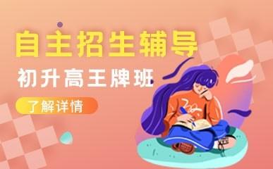 上海初升高自主招生辅导