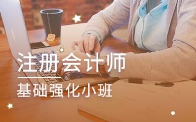 西安注册会计师集训