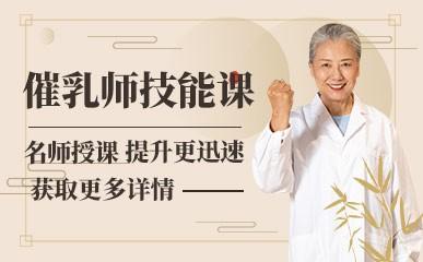 郑州催乳师技能提升辅导课程