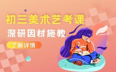 天津初三美术艺考培训班