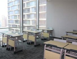 环境安静的班课教室