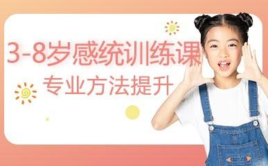 重庆3-8岁感统训练辅导