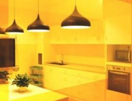 厨房烹饪区