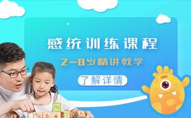 郑州2岁-8岁早教感统训练课