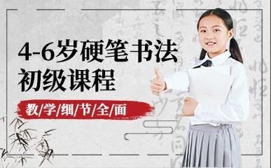 天津4-6岁硬笔书法初级辅导