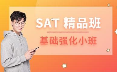 天津SAT小班提升课