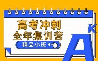 郑州高考全年集训营