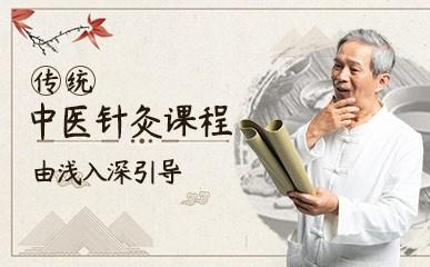 上海中医针灸班