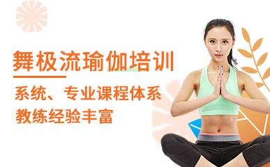 广州舞极流瑜伽培训