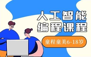 南昌6-18岁人工智能编程培训