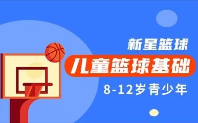天津8-12岁儿童篮球基础班