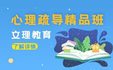 天津心理疏导课程