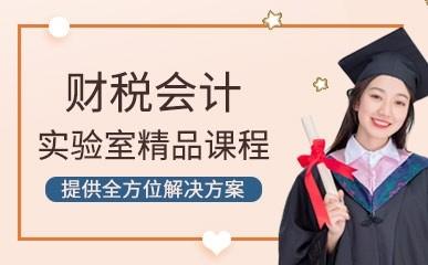 南京财税会计实验室辅导