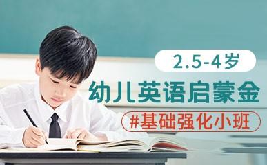天津2.5-4岁幼儿英语启蒙