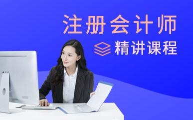南京注册会计师辅导小班