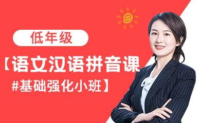 低年级语文汉语拼音课程